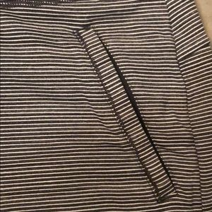 Athleta Shorts - Athleta casual striped shorts